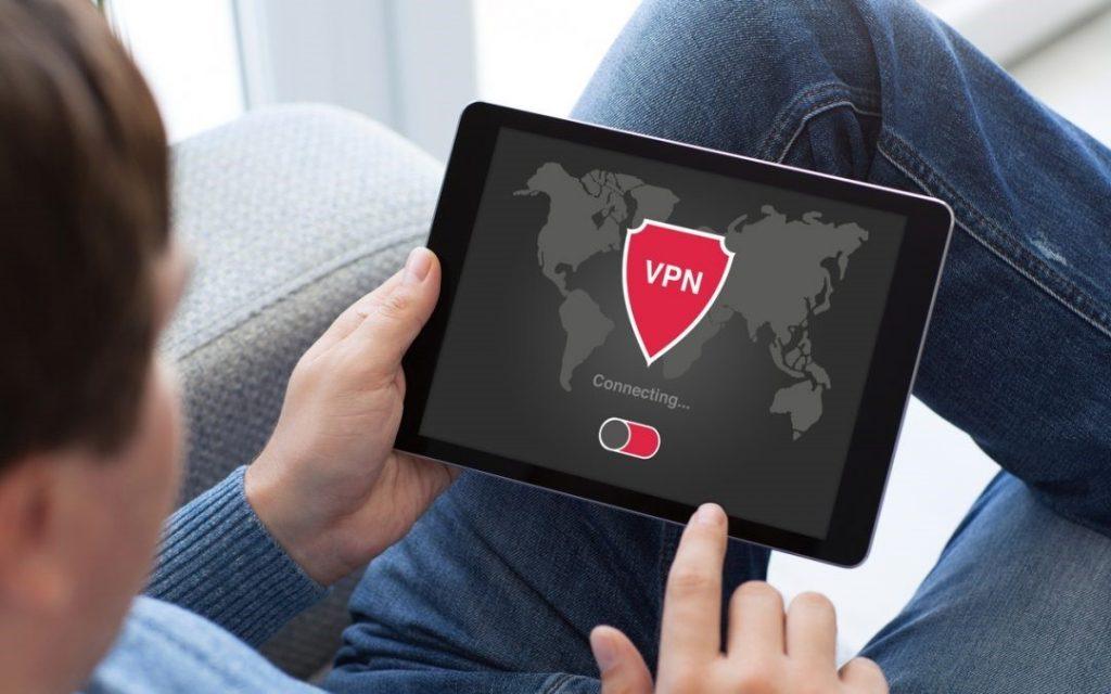 VPNs on tablet