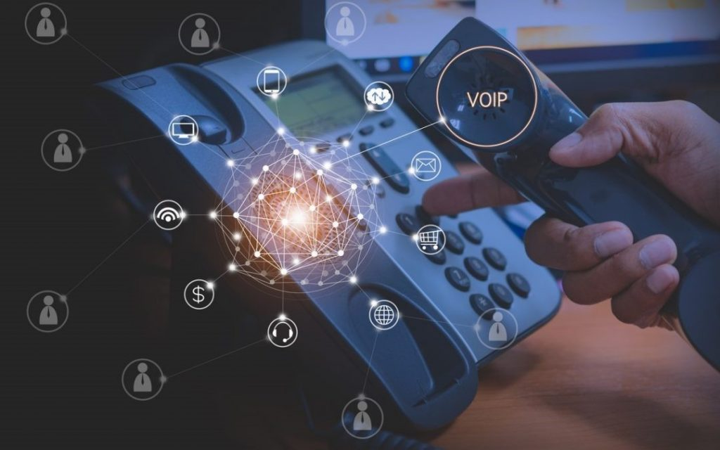 voip phone helping international business